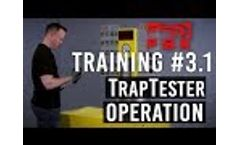 FSX Training #3.1 - Operating TrapTester Video