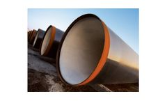 Model S-200 - Welded Steel Pressure Pipe