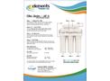 Aqua Sure - Model Filter Series - UF-5 - Reverse Osmosis (RO) Systems
