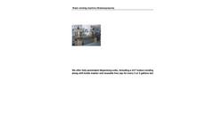 Waterexpress4u - Water Vending Machine - Brochure
