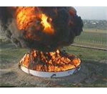 FoamFatale Storage Tank Fire Suppression System - Oil, Gas & Refineries - Refineries