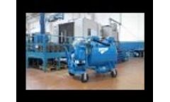 Aspiratore / Suction Equipment Asl 740/260 Video