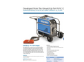 Model RAM-PRO-XL - Contractor Chiller Tube Cleaner Brochure