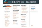 AHR Expo 2017 - Exhibitor Manual