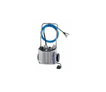 Model AWT-100X  - Chiller Tube Cleaning Equipment