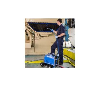 Model RAM-PRO-XL - Contractor Chiller Tube Cleaner