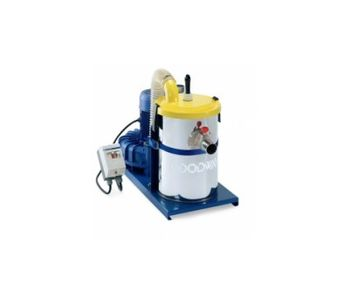 Model DV-SV - Continuous Duty Vacuums Cleaners