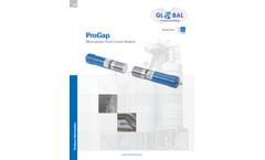 ProGap - Level Detection System Brochure
