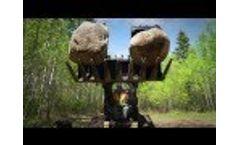 Brush Wolf DG72 - Demolition Grapple Bucket Attachment for Skid Steers Video