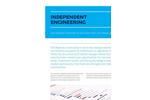 Independent Engineering- Brochure