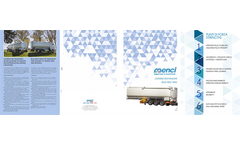Bulk Feed Tank for Transport Brochure