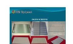 Hookstrip Pyramid Screen - Brochure