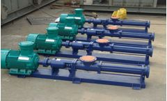 Model LGB Series - Single Screw Pump