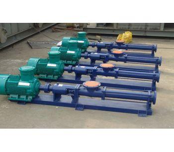 Model LGB Series - Single Screw Pump