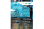 Puroxi - Model NS6L Deluxe - Water Treatment & Filtrations System - Brochure
