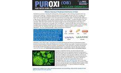 Puroxi - Cleaner Plumbing & Disinfection - Brochure