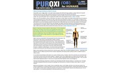 Puroxi for Humans - Brochure