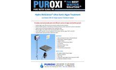 PUROXI Bio-Science Land Based Transducer - Brochure