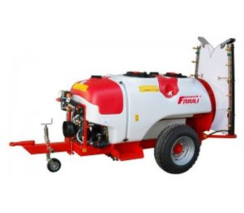 Agricolmeccanica - Model Dia Poly 7 - Trailed Tangential Mist-Sprayer