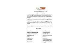 AgriInfoTech - Model IC100 - Botanical ExtractBrochure