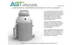 PolyGeyser - High Profile Filter Brochure