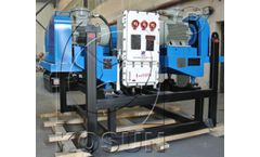 KOSUN - Drilling Decanter Centrifuges