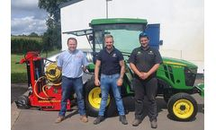 OxyShot helps Air2Root reach new depths in the fight against compaction