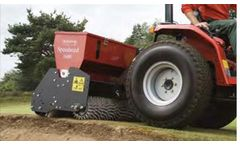 Speed-Seed - Model WB - Self Propelled Carries Cutters