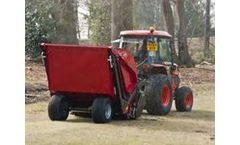 Turf Tidy - Model 2300 - Sweeping Machine