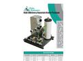 Delta - Model DHABP - High Efficiency Aquarium Boiler Package