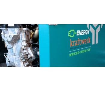 Combined Heat and Power Unit (CHP)