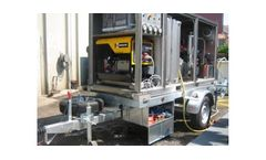 Combi - Model SW - Mobile Drinking Water Trailer Units