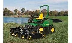 Lastec - Model 100EF - 100 - Out Front Cut Articulating Mower
