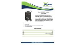 Nikro - Model 800CFM - Air Scrubber System - Datasheet