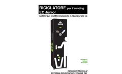 Greeny ECJUNIOR - Ecological Waste Compactor System Brochure