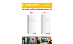 Greeny - Model EC2+1 - Ecological Waste Compactor System- Brochure