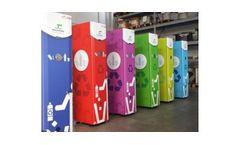 Greeny ECJUNIOR - Ecological Waste Compactor System
