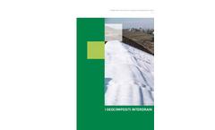 Interdrain - Horizontal and Vertical Drains Brochure