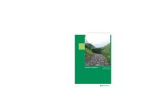 Edilgrid - PVC High Modulus Polyester Geogrid  Brochure