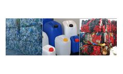 Grinder applications for Plastics
