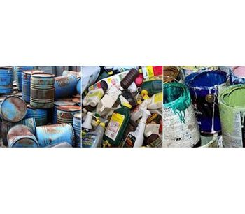 Shredder applications for Toxic waste - Waste and Recycling