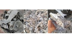 Shredder applications for Tannery waste