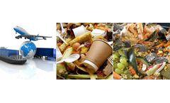 Shredder applications for Catering & ship waste