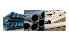Shredder applications for Plastics Pipes