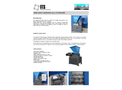 ITS 330x300E Twin Shaft Shredder - Brochure