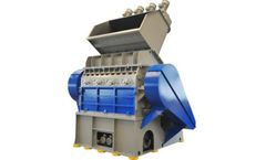 ITS - Model GSH1100 - Large Size Heavy Duty Granulators