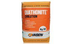 Diathonite Evolution - Natural Eco-Friendly Thermal Plaster