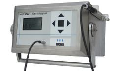 MacView - Ethylene Postharvest Portable Analyser