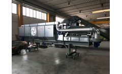 ITR - Model AIR - Aeraulic Windshifter Separators
