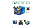 Model Dolphin - Water Jetting High Pressure Unit - Datasheet